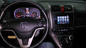 Honda CRV - Blaupunkt New York